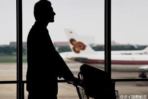 タイ国際航空利用イメージ